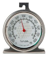 """Taylor 2 Pack, TruTemp, 2-1/4"""" Oven Thermometer"""