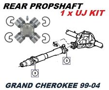 FOR JEEP GRAND CHEROKEE REAR AXLE FRONT PROPSHAFT UJ UNIVERSAL JOINT GREASABLE