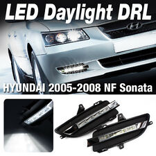 FOG LAMP LED Daytime Daylight DRL [L+R SET] For HYUNDAI 2006 - 2008 NF Sonata