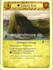 A Game of Thrones LCG - 2x Castel Rock #024 - Leone del dirupo