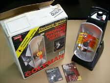 COLEMAN FOCUS 5 RADIANT PROPANE HEATER.. ELECTRONIC IGNITION