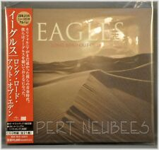 EAGLES Long Road Out Of Eden Orig '07 JAPAN Textured Slv CDx2 UICO-1134~5 Sealed