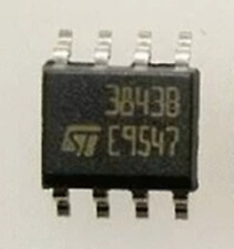 1 pcs New UC3843BD1013TR UC3843B 3843B SOP8 ic chip