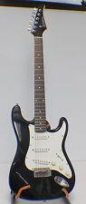 Silvertone Electric Guitar - Black