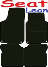 Seat Leon DELUXE QUALITY Tailored mats 2000 2001 2002 2003 2004 2005
