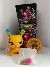 "Kidrobot Dunny Fatale 3"" 2010 Wendi Koontz ?/?? Chase Vinyl Art Toy Figure"