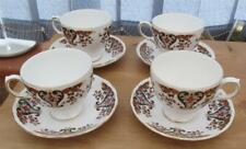 More details for colclough royale cups & saucers set of 4     £19.99 (post free uk)