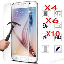 For Samsung Galaxy S7/S6/S5/S4 Screen Protector Tempered Glass Protective Acces