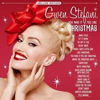 Gwen Stefani - You Make It Feel Like Christmas - Deluxe (NEW CD)