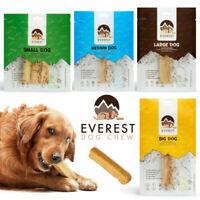 Everest Dog Chews Treats made from 100% Natural Himalayan Yak Milk Long Lasting!