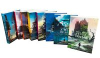 Mortal Engines Quartet Series Philip Reeve Collection 8 Books Set NEW