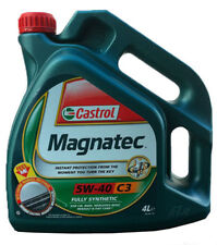 2 x Castrol Magnatec 5w40 C3 completamente sintético coche aceite motor de 8L