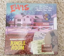 Elvis Collectors Box - Jungle Room on 3764 Elvis Presley Blvd (Mixed Edition)