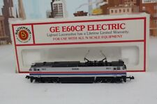 Bachmann N Scale No.951 Amtrak GE E60CP Electric Engine In The Box