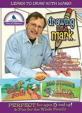 Drawing With Mark: Lets Go to the ZooZo DVD