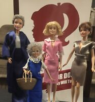 SALE! THE GOLDEN GIRLS Custom Dolls By Will Turner OOAK Christmas Gift
