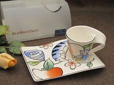 NEW WAVE  CAFFE JUNGLE  Espressotasse 2-tlg. TOP  V&B  VILLEROY&BOCH