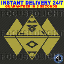 DESTINY 2 Emblem TCHAIKOVSKY ADMIRER ~ INSTANT DELIVERY GUARANTEED  PS4 XBOX PC