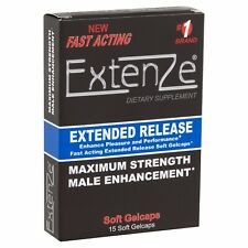 ExtenZe Extended Release Supplement - 15 Capsule