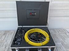 IHBUDS Sewer Camera 50M/165ft Pipe Inspection (50M-With DVR)LED No Turn On Read!