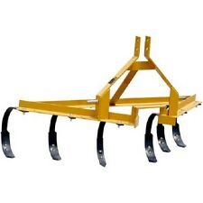 New! One Row Cultivator Implement W/Heavy Angle Iron Frame Cat. 1