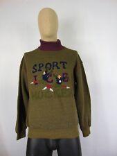 ICEBERG Maglione Cardigan Felpa Sweater Jumper Pullover Tg M Man Uomo A