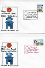 COMMEMORATIVE COVERS ISLE OF MAN