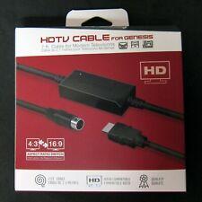 Hyperkin MD HD HDMI Cable Adapter for Sega Genesis Mega Drive 1 2 3 to HDTV 720P