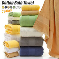 1pc 100% Cotton Bath Towel Face Care Hand Cloth Soft Towel Bathroom for Adults