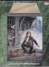 WHITE WOLF , VAMPIRE PLAYERS GUIDE-2ND EDITION HARDCOVER