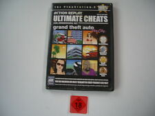Action Replay-Ultimate Cheats (Grand Theft Vice City) (Playstation 2) USK 18