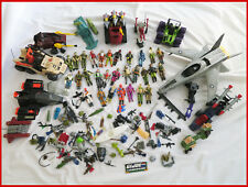 Lot 1980s Vintage GI Joe Toy Action Figures/ Accessories/ Vehicles Rare~ Falcon