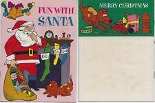 MARCH OF COMICS 325 FUN WITH SANTA GIVEAWAY PROMO MINI CHRISTMAS RARE VFNM/NM