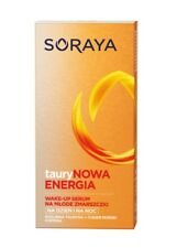 SORAYA TAURINE ENERGY WAKE-UP FACE SERUM FOR YOUNG WRINKLES DAY & NIGHT