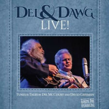Del McCoury, David Grisman - Del & Dawg Live [New CD]