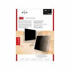 3M PF200W9B 20 Monitor Frameless display privacy filter