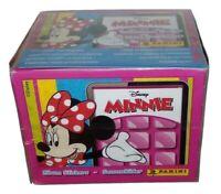Minnie Smart Life Box 50 Packs Stickers Panini