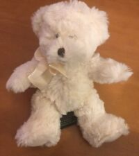 Russ Tiny White Bear Plush 7""