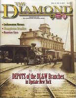 The Diamond: 2nd Qtr, 2017 issue of the ERIE LACKAWANNA Historical Society (NEW)