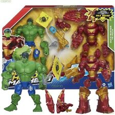 Hulk Playset Comic Book Heroes Action Figures