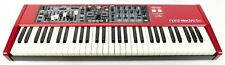 Clavia Nord Electro 5 D Synthesizer Drawbars Orgel + Top Zustand + 1.5J Garantie