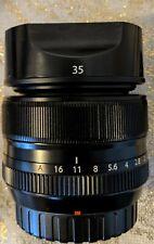 Fujifilm Fujinon 35mm f/1.4 XF R Lens X mount for mirrorless X series cameras