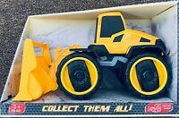 Friction Powered Bulldozer/Front Loader Lights & Sounds For Kids Construction