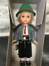 German BOY Seppl  DOLL  by Sweetheart  Made in Germany