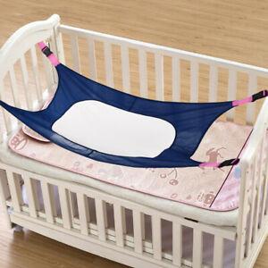 Newborn Baby Hammock Infant Bed Elastic Detachable Toddler Cot Crib Safety