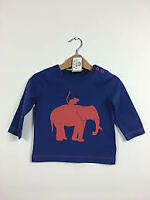 NEW RRP £20 Baby Boden  Blue Animal T-Shirt (U16)