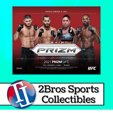 2021 UFC Prizm 4 Hobby Box Break 5/6 7pm CST - Conor McGregor