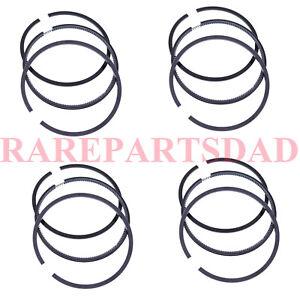 1 Set Of Piston rings 0427 0698 For Deutz BF4M1011F BF4M1011 F