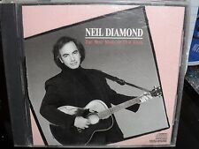 Neil Diamond - The Best Years of Our Lives Cd Rare Rock Dadc Early Pressing