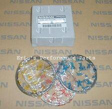 Nissan 12036-21U00 OEM Piston Rings RB25DET 86.5mm HCR33 ECR33 R33 RB25 5mm